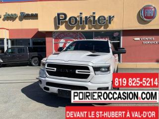 Used 2019 RAM 1500 Sport GROUPE DE REMORQUAGE for sale in Val-D'or, QC