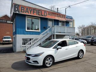 Used 2018 Chevrolet Cruze LT **Auto/Heated Seats/Reverse Cam** for sale in Barrie, ON