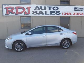 Used 2014 Toyota Corolla LE ACCIDENT FREE,ONLY 49000KM for sale in Hamilton, ON