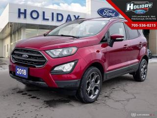 Used 2018 Ford EcoSport SES for sale in Peterborough, ON