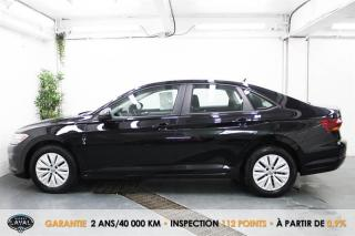 Used 2019 Volkswagen Jetta Man Comfortline 1.4 TSI + Caméra + Bluetooth for sale in Québec, QC