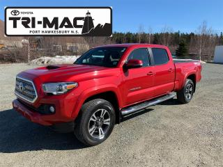 Used 2016 Toyota Tacoma 4x4 for sale in Port Hawkesbury, NS