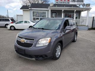 Used 2014 Chevrolet Orlando LT for sale in Barrie, ON