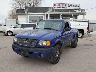 Used 2003 Ford Ranger EDGE for sale in Barrie, ON