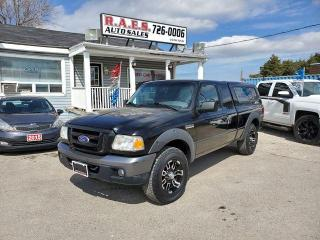 Used 2007 Ford Ranger FX4/Off-Rd for sale in Barrie, ON