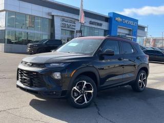 New 2021 Chevrolet TrailBlazer RS for sale in Brampton, ON