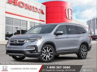 New 2021 Honda Pilot Touring 7P REARVIEW CAMERA | APPLE CARPLAY™ & ANDROID AUTO™ | HONDA SENSING TECHNOLOGIES for sale in Cambridge, ON