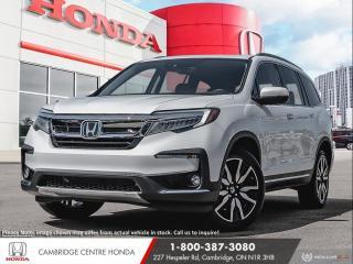 New 2021 Honda Pilot Touring 7P GPS NAVIGATION | HONDA SENSING TECHNOLOGIES | APPLE CARPLAY™ & ANDROID AUTO™ for sale in Cambridge, ON