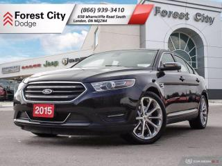 Used 2015 Ford Taurus LIMITED for sale in London, ON