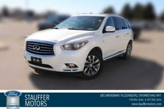 Used 2015 Infiniti QX60 for sale in Tillsonburg, ON