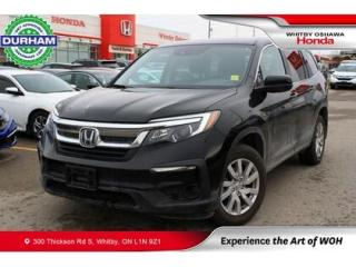 Used 2019 Honda Pilot LX AWD for sale in Whitby, ON