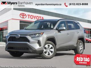 New 2021 Toyota RAV4 LE AWD  - Heated Seats - $209 B/W for sale in Ottawa, ON
