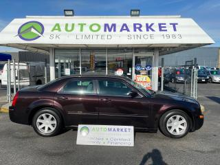 Used 2005 Chrysler 300 TOURING IN HOUSE LEASE TO OWN! FREE BCAA & WRNTY! IN HOUSE FINANCE IT! for sale in Langley, BC