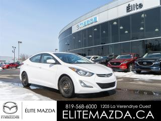 Used 2016 Hyundai Elantra GLS for sale in Gatineau, QC