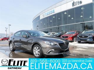 Used 2015 Mazda MAZDA3 GX for sale in Gatineau, QC