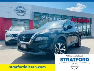 New 2021 Nissan Rogue SV AWD for sale in Stratford, ON