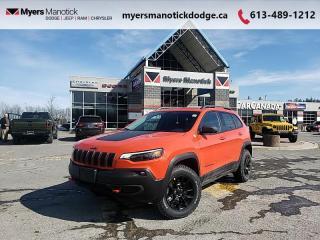 New 2021 Jeep Cherokee Trailhawk Elite  - $260 B/W for sale in Ottawa, ON