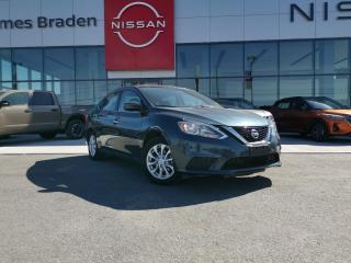 Used 2018 Nissan Sentra SV for sale in Kingston, ON