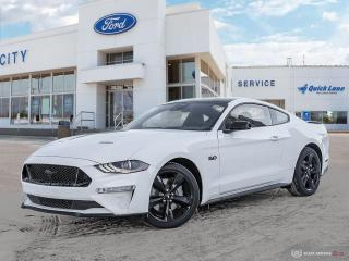 New 2021 Ford Mustang GT Premium for sale in Winnipeg, MB