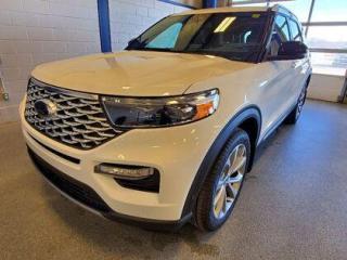 New 2021 Ford Explorer Platinum for sale in Moose Jaw, SK