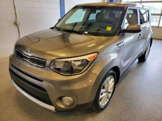 Used 2019 Kia Soul EX for sale in Moose Jaw, SK