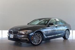 Used 2017 BMW 530 xDrive Sedan for sale in Langley City, BC