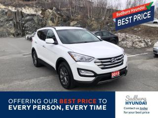 Used 2015 Hyundai Santa Fe Sport 2.4 Premium Remote starter included! for sale in Sudbury, ON
