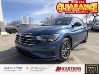 Used 2019 Volkswagen Jetta Highline | 1 Owner | Sunroof | Backup Cam | for sale in Winnipeg, MB