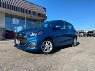 Used 2019 Chevrolet Spark AUTO HB LOW KM NO ACCIDENT LOCAL ON BLUE TOOTH B-C for sale in Oakville, ON