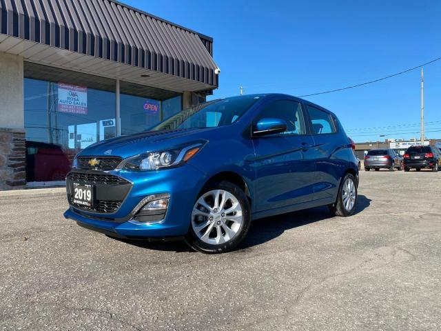 2019 Chevrolet Spark AUTO HB LOW KM NO ACCIDENT LOCAL ON BLUE TOOTH B-C