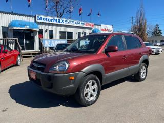 Used 2009 Hyundai Tucson GLS-V6 for sale in Stoney Creek, ON