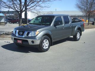 Used 2009 Nissan Frontier SE      4X4      CREW CAB for sale in York, ON