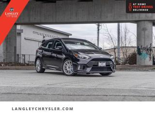 Used 2017 Ford Focus RS  Navi/ Backup/ AWD/ Sunroof for sale in Surrey, BC