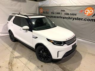 Used 2019 Land Rover Discovery HSE for sale in Peace River, AB