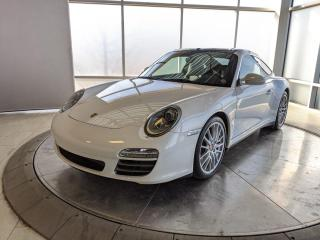 Used 2011 Porsche 911 Targa 4S | PDK | Sport Chrono | No Accidents | HIGH SPEC! for sale in Edmonton, AB