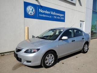 Used 2008 Mazda MAZDA3 GX AUTO - LOW KMS! PWR PKG for sale in Edmonton, AB