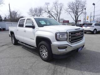 Used 2017 GMC Sierra 1500 SLE CREW CAB 4X4 No Accidents for sale in Windsor, ON