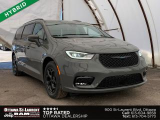 New 2021 Chrysler Pacifica Hybrid Touring L Plus for sale in Ottawa, ON