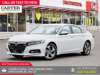New 2021 Honda Accord EX-L 1.5T for sale in Vancouver, BC