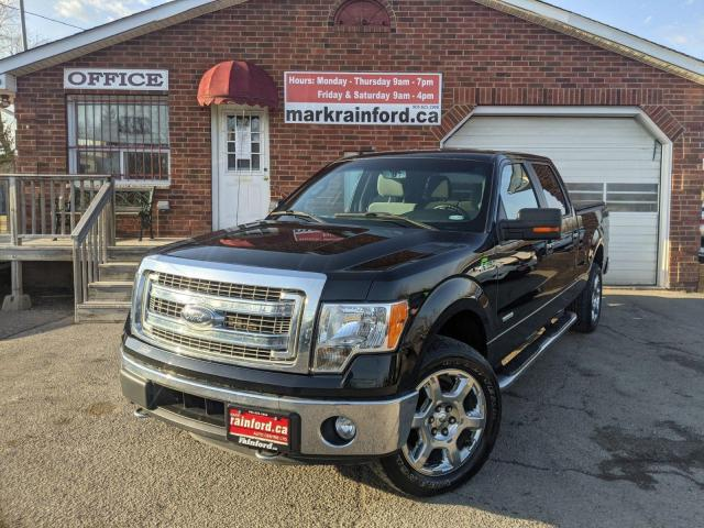 2014 Ford F-150 Supercrew XTR Ecoboost 4x4