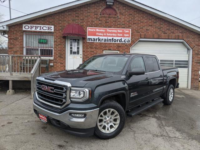 2017 GMC Sierra 1500 SLE Kodiak 5.3 V8 4x4 Back Up Cam Bluetooth Tw Pkg