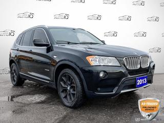Used 2013 BMW X3 xDrive28i AS IS AWD/Leather/Roof for sale in St Thomas, ON