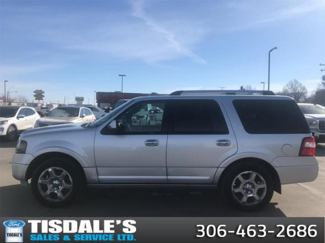 2012 Ford Expedition Limited  - Leather Seats