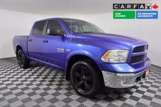 Used 2018 RAM 1500 SLT 1 OWNER - CLEAN CARFAX | 5.7L HEMI V8 | 4X4 | CREW CAB for sale in Huntsville, ON