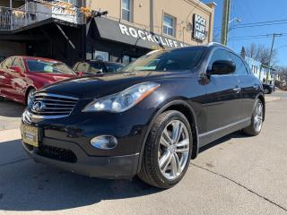 Used 2012 Infiniti EX35 for sale in Scarborough, ON
