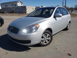 Used 2010 Hyundai Accent GL for sale in Brampton, ON
