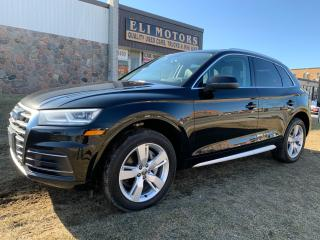 Used 2018 Audi Q5 TECHNIK NAV CARPLAY PANO ROOF 360 CAM VIRTUAL DASH for sale in North York, ON