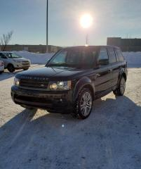 Used 2011 Land Rover Range Rover Sport LUX I$0 DOWN-EVERYONE APPROVED for sale in Calgary, AB