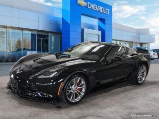 Used 2017 Chevrolet Corvette Z06 3LZ for sale in Winnipeg, MB
