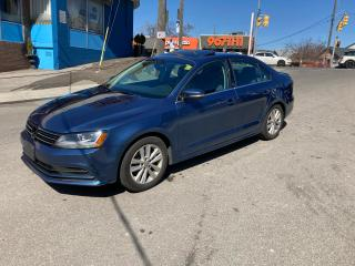 Used 2017 Volkswagen Jetta Wolfsburg Edition/CAM/EXTRATIRESRIMS/CERTIFIED for sale in Toronto, ON